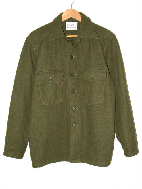 Canadian Armed Forces Wool Cold Weather Shirt