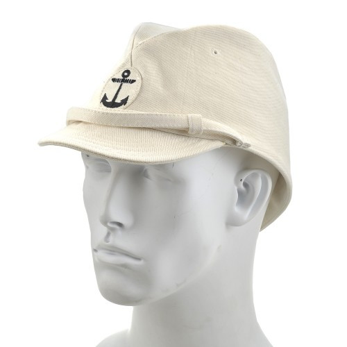 Japanese Enlisted Naval Soft Cap