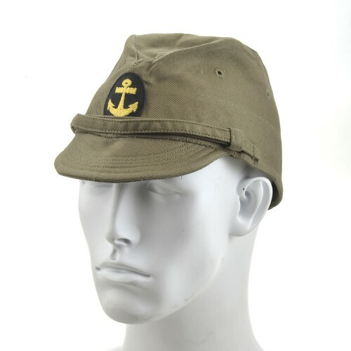 Japanese Imperial Naval Landing Forces Enlisted Mans Soft Cap