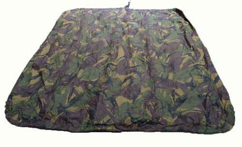 British Armed Forces DPM Ground Sheet