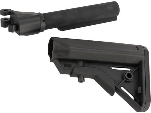 Angry Gun Buffer Tube Stock Kit for Krytac Kriss Vector Airsoft AEG (Configuration: Complete Kit)