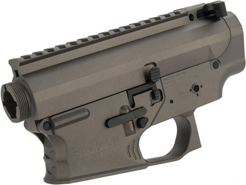EMG Falkor Officially Licensed Receiver for M4/M16 Series Airsoft AEGs (Color: Falkor Grey)