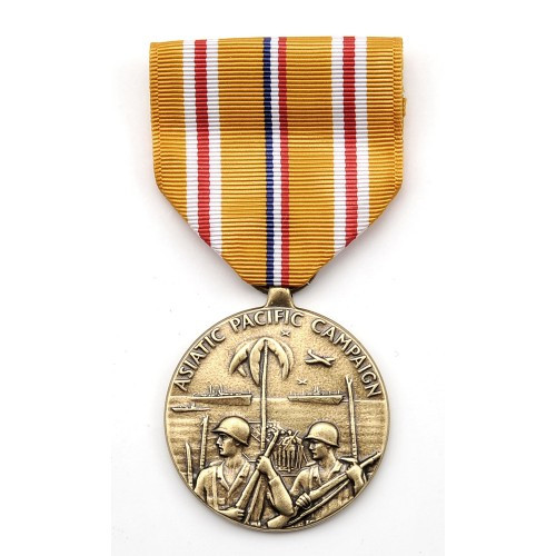 Asiatic and Pacific Campaign Medal