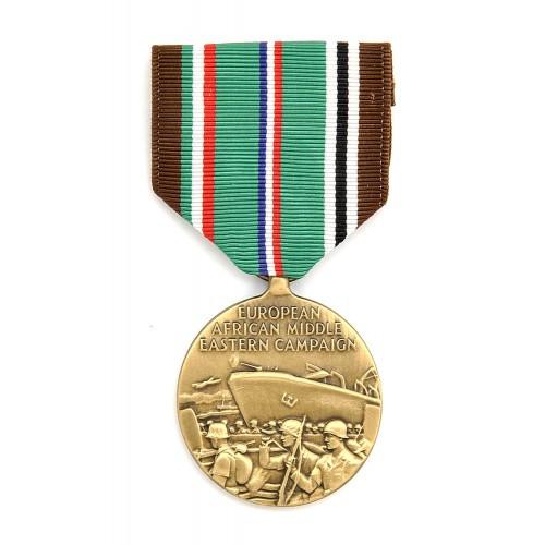 European African Middle Eastern Medal