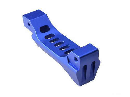 Strike Industries Fang Billet Aluminum Trigger Guard (Color: Blue)