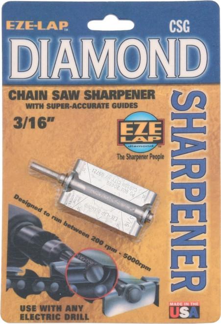 Diamond Chain Saw Sharpener EZLCSG316