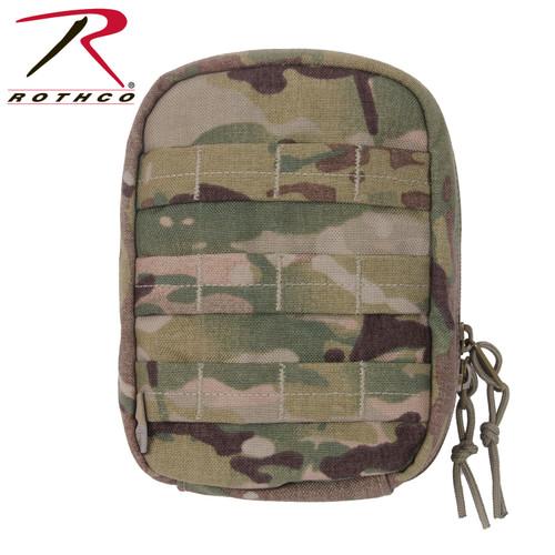 Rothco MOLLE Tactical Trauma Kit - Multicam