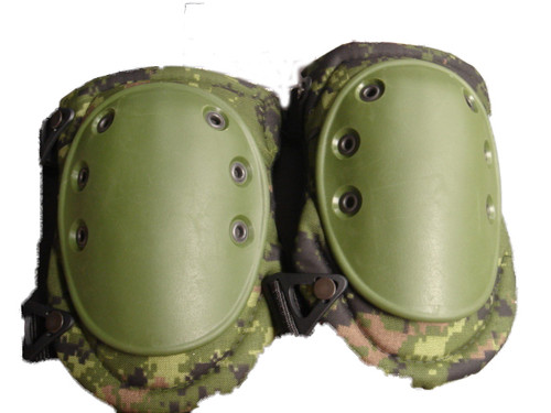 Special Forces Tactical Knee Pads - Canadian Digital Pattern