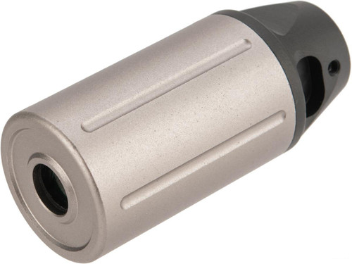 6mmProShop Flash Hider with Built-In Xcortech XT301 Mini Tracer Unit