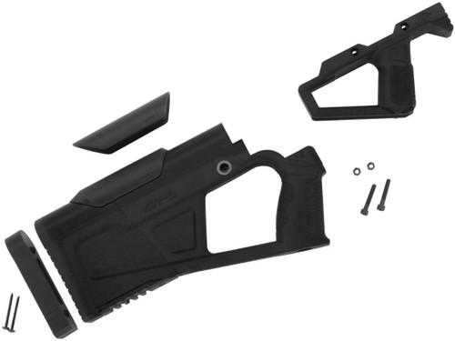SRU SRQ AR Advanced Kit for Gas Blowback Airsoft M4 Rifles (Color: Black)
