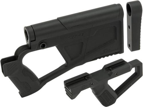 SRU SRQ AR Advanced Kit for TM Spec M4 Airsoft AEG Rifles (Color: Black)