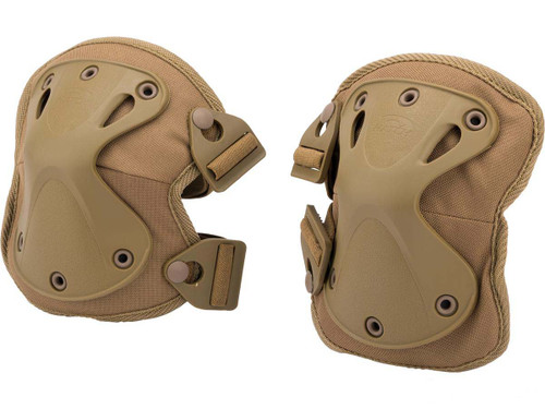 Hatch XTAK™ Knee Pads (Color: Coyote Tan)