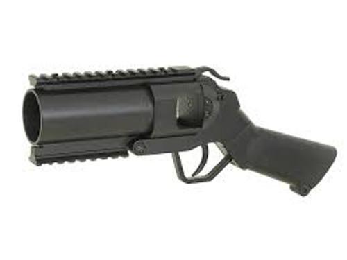 Matrix Full Metal CQB 40mm Tactical Grenade Launcher Airsoft Pistol