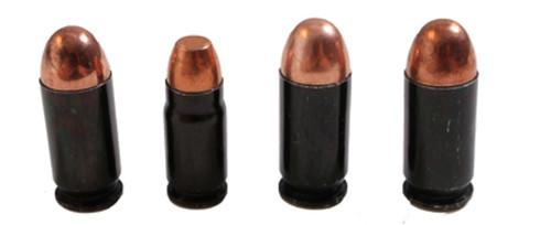 Training Cartridge 9mm Luger
