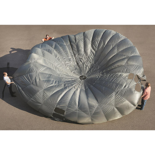 U.S. Armed Forces 33' Grey Parachute