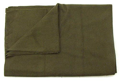 U.S. Armed Forces Wool Blanket - Olive
