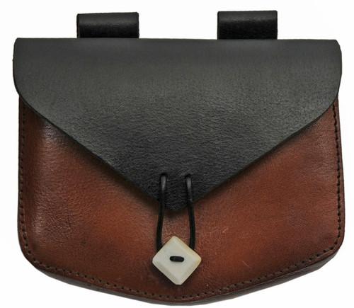 Medieval Belt Bag Bone