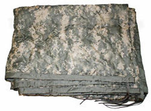 U.S. Armed Forces Poncho Liner/Ranger Blanket - ACU Camo