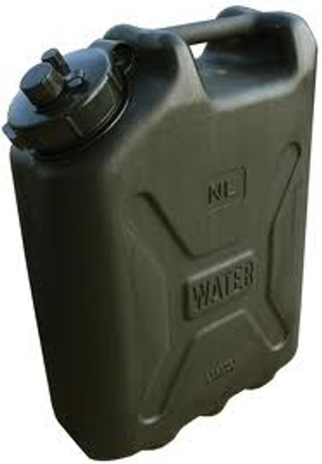 U.S. Armed Forces 5 gal. Water Can - Black