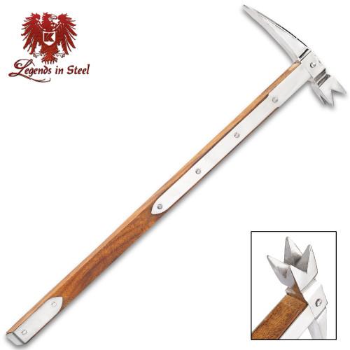 Legends In Steel War Hammer