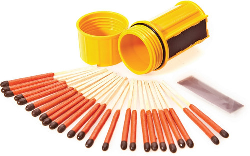Match Container w/25 Matches UCO00031