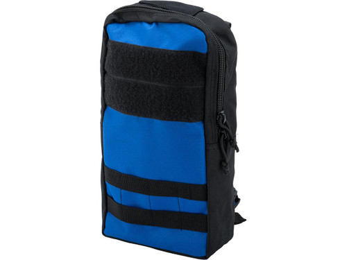 Tapp Airsoft TappPack HPA Tank Pack (Color: Blue)