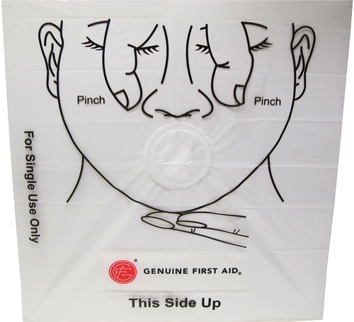 CPR Face Shield