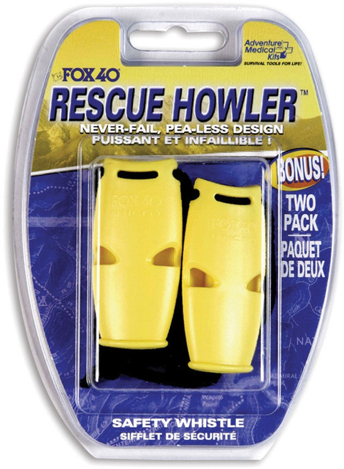 Howler Whistle Bonus Two Pack