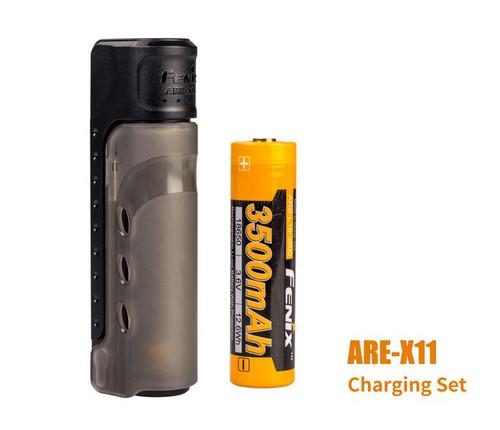 Fenix ARE-X11 18650 USB Charging Kit