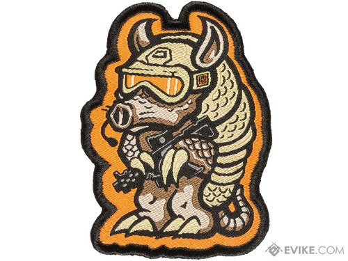 """5.11 Tactical """"Dirt Devil"""" Embroidered Morale Patch"""