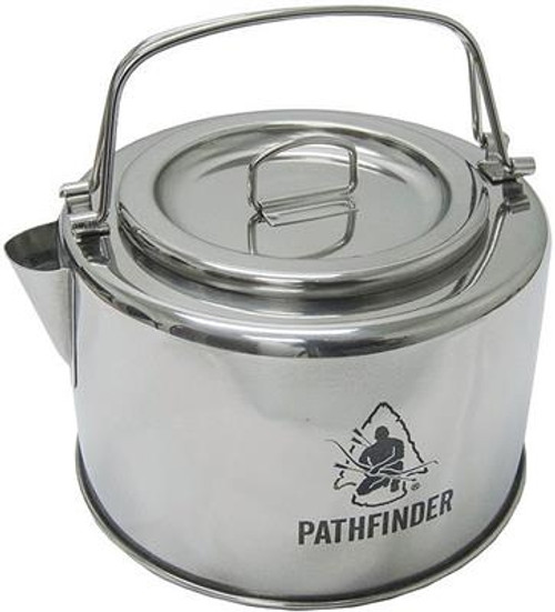 Stainless Kettle 1.2L - Missing Lid