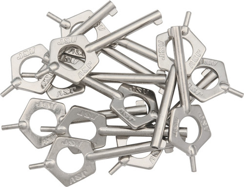 Pentagon Handcuff Keys Std