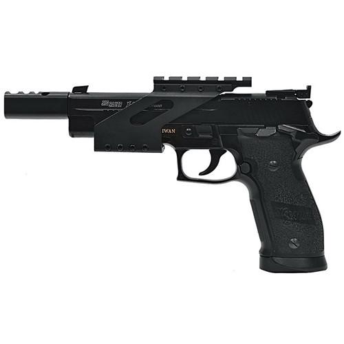 Sig Sauer P226 X-Five Open 4.5mm CO2 Powered Air Pistol
