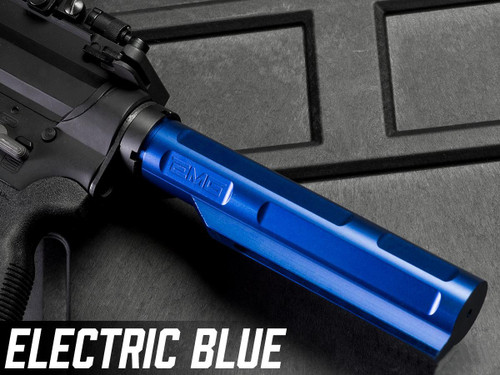 EMG 8-Position Ultimate M4 AR-15 Buffer Tube (Type: Real Spec / Electric Blue)