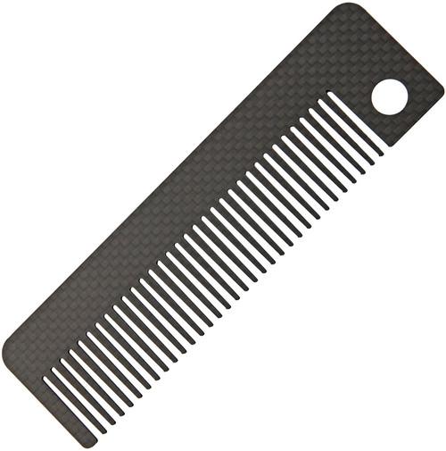 Carbon Fiber EDC Comb