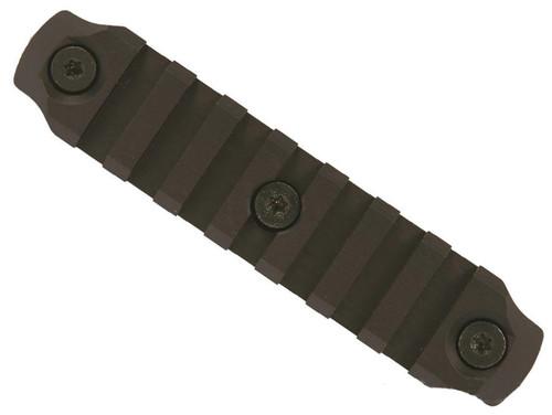 """BCM Aluminum KeyMod Picatinny Rail Adapter (Length: 4"""")"""