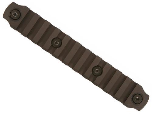 """BCM Aluminum KeyMod Picatinny Rail Adapter (Length: 5.5"""")"""