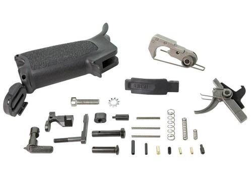 BCM Gunfighter ELPK Enhanced Lower Parts Kit for AR-15 Rifles (Color: Black)