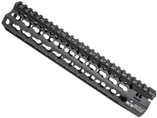 "BCM GUNFIGHTER KMR Alpha KeyMod Modular Rail for AR15 Rifles (Length: 10"" / Black)"