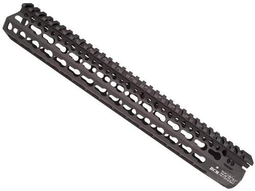 "BCM GUNFIGHTER KMR Alpha KeyMod Modular Rail for AR15 Rifles (Length: 13"" / Black)"