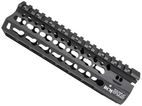 "BCM GUNFIGHTER KMR Alpha KeyMod Modular Rail for AR15 Rifles (Length: 7"" / Black)"