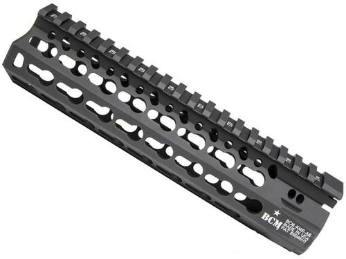 "BCM GUNFIGHTER KMR Alpha KeyMod Modular Rail for AR15 Rifles (Length: 8"" / Black)"