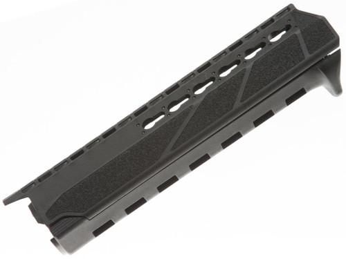 BCM GUNFIGHTER PKMR Polymer KeyMod Rail for AR15 Rifles (Length: Mid-Length / Black)