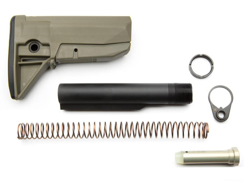 BCM GUNFIGHTER Mod 0 Stock Kit (Color: Foliage Green)