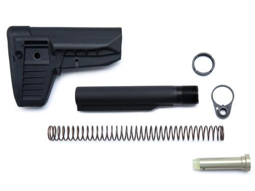 BCM GUNFIGHTER Mod 1 SOPMOD Stock Kit (Color: Black)