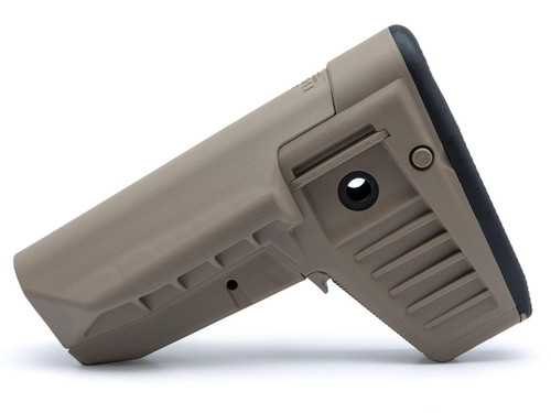 BCM GUNFIGHTER Mod 1 SOPMOD Stock (Color: Flat Dark Earth)