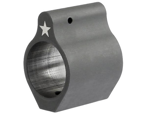 "BCM Low Profile AR15/AR10 Gas Block (Diameter: .750"")"