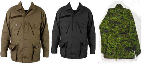 Hero Brand Canadian Armed Forces Style BDU Jacket