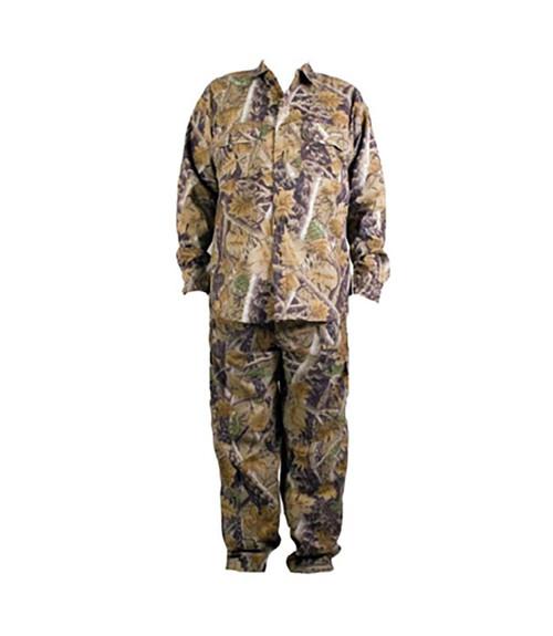 TRU Leaf Camo Hunt Shirt