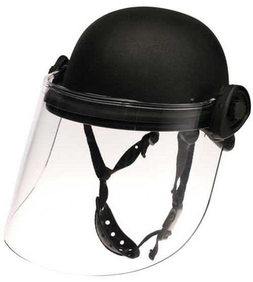 Riot Helmet Face Shield